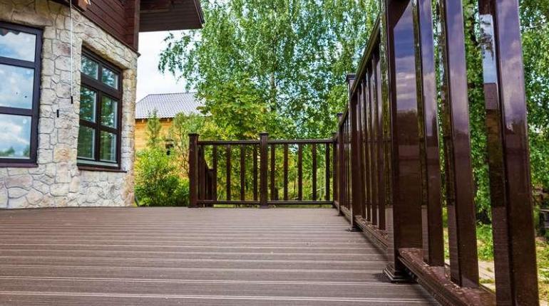 Как пристроить террасу к дому